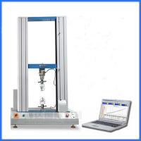 Wholesale High Accuracy 500kg Steel Wire Tensile Test Machine Computer Control from china suppliers