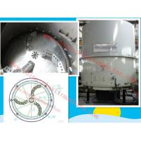 Wholesale Horizontal water-ring LDPE film granulation machine HDPE film pelletizing machinery from china suppliers