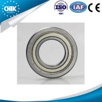 Wholesale High precision deep groove ball bearings with rubber and metal seal from china suppliers