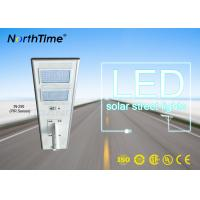 Wholesale Private Road Cool Warm Smart Solar Street Light 90W 9000LM - 10000LM from china suppliers