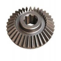Wholesale Custom High Precision Steel Pinion Straight Tooth Bevel Gear 8.0mm - 200mm OD from china suppliers