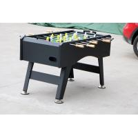 Wholesale 5FT Football Game Table Wood Table Soccer Balanced Players Steel Play Rod from china suppliers