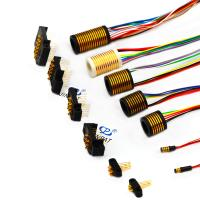 Wholesale Pin Distance Separate Slip Rings With Flexible Customization for Transmitting Weak Signal Combination from china suppliers