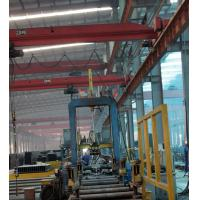 Wholesale Electric Single Girder Overhead Bridge Cranes Traveling Type LDA3t-18m from china suppliers