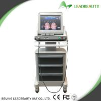 Wholesale Europe use wrinkle removal portable hifu face lifting machine from china suppliers