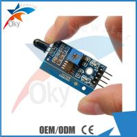 Wholesale IR Infrared Flame Detection Sensor Module board for Arduino , 32mm*14mm*8mm from china suppliers