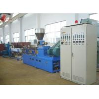 Wholesale PET waste plastic recycling machine Co - rotation Parallel Twin screw from china suppliers