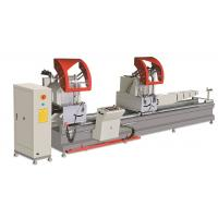 Wholesale High Accuracy Aluminum CNC Arbitrary Angle Double Mitre Saw 400~4200mm Length from china suppliers