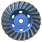 Wholesale Turbo diamond cup wheel for granite,competitive price with high quality,cutting fast from china suppliers