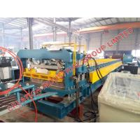 Wholesale Metal Steel C Tile Roof Tile Roll Forming Machine With 6 Meters Auto Stacker from china suppliers