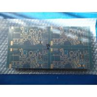 Wholesale 10 Layer FR -4 CTI 175V-249V 1oz Single Sided PCB Matt Blue Mask Immersion Gold from china suppliers