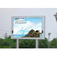 Wholesale P5.95 Tri color SMD3535 Outdoor Full Color Led Screen Rental , led video display MBI5124IC from china suppliers