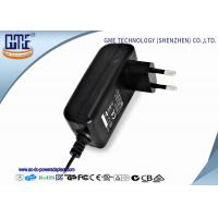 Wholesale EU Wall Mounted 12V 2A 24W Switching Power Adatper with Indicating Light from china suppliers