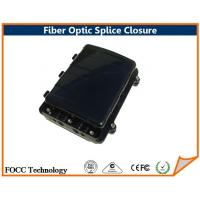 Wholesale FTTH Sealed Inline Fiber Optic Splice Closure of 2 Hingeable Shells from china suppliers