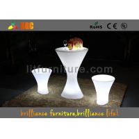Wholesale RGB Outdoor Furniture Lighting With Glass Built-In Rechargeable Battery from china suppliers