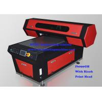 Wholesale High Precision 3D Digital Flatbed UV Printer With UV LED Lamp from china suppliers
