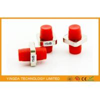 Wholesale 15dB  Fiber Optic Attenuator FC from china suppliers