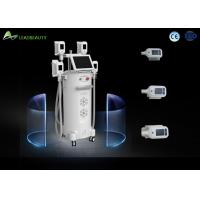 Wholesale 2017 Medical CE approval 4 handles vacuum cool body sculpting double chin removal cryolipolysis machine from china suppliers