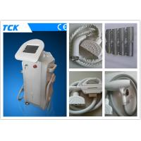 Wholesale IPL Laser RF Hair Removal Skin Care Machine , Professional 3 in 1 Beauty Equipment from china suppliers
