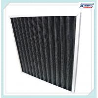 Wholesale Exhaust Gas Smokes Activated Media Air Filter Carbon Fiber from china suppliers