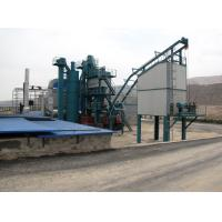 Wholesale High Weighing Accuracy Asphalt Drum Mix Plant With Imported Burner And 60T Finished Product Silo from china suppliers