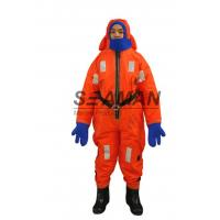 Wholesale Polyester Flotation Suit Marine Insulated Immersion Suit For Survival At Sea from china suppliers