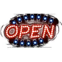 Wholesale advertising board by Led open sign from china suppliers