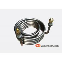 Wholesale Seamless Stainless Steel Coil Heat Exchanger For Chemical Industry / Food Industry from china suppliers