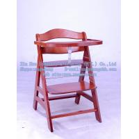 Wholesale Wooden baby high chair, wooden baby high chair, multifunctional dining chairs from china suppliers