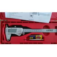 Wholesale IP54 Silver Metal Casing Electronic Digital Caliper 150mm 3V Lithium battery from china suppliers