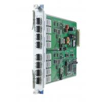 Wholesale 1U Management 4 Channels SFP+ to SFP+ OEO Optical Media Converter Card from china suppliers