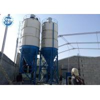 Wholesale Powder Cement Storage Silo Fly Ash Storage Silo With Electric Dust Filter from china suppliers