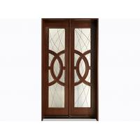 Wholesale Custom Exterior Wood Doors from china suppliers