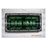 Quality Front Service Outdoor p10 rgb led display module 1/2 Scan MBI5124 IC for sale