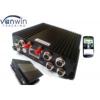 Wholesale H.264 4Ch SD GPS Vehicle 4G Mobile DVR Mobile Digital Video Recorder from china suppliers
