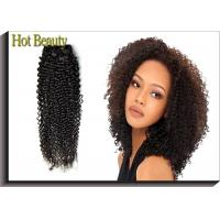 Wholesale 10-30 Inch Brazilian Remy Human Hair Deep Wave With Closure Natural Black 1B# from china suppliers