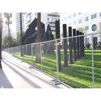 Wholesale Ease of installation Chain Link Fencing Metal Chain link Fencing Do not obscure sunlight from china suppliers