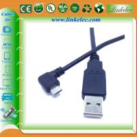 Wholesale angled micro usb angle cable from china suppliers