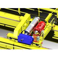 Wholesale Electric Hanging Orbit Crane Lifting Equipment , Hoist Lifting Equipment from china suppliers