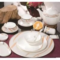 Wholesale customized hotel ceramic plate size 8-12'' from china suppliers