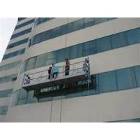 Wholesale Window Cleaning Platform, high rise window cleaning equipment with Working Height 100m from china suppliers