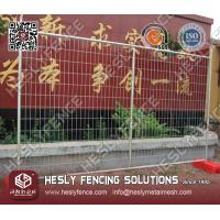 HESLY Temporary Fencing Panels