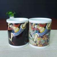 Wholesale LUFFY milk tea drinking color changing magic coffee mug AB/ABC from china suppliers