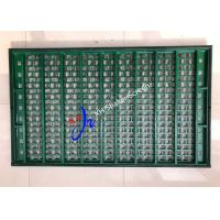 Wholesale 1180*712mm Shale Shaker Screen For Nov D380 & D285P Shale Shaker from china suppliers