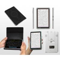 Wholesale 4 GB SDHC Mirco TF Card Stylus or Finger Digital Quran Ebook with Rechargeable Battery from china suppliers