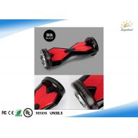 Wholesale Self Balancing Electric Unicycle Scooter 2 wheels , Led Electric Scooter from china suppliers