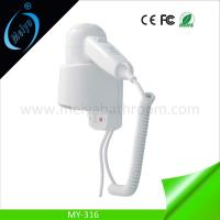Wholesale hot sale wall mounted hair dryer from china suppliers