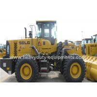 Wholesale Dual Brake Pedal Wheel Loader Construction Equipment  L956F  3 Valve Control from china suppliers