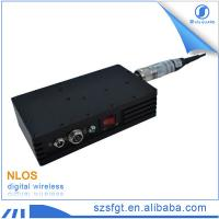 Wholesale portable cofdm long range uav video wireless transmitter 1.2G from china suppliers