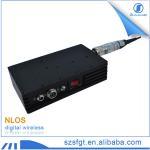 portable cofdm long range uav video wireless transmitter 1.2G